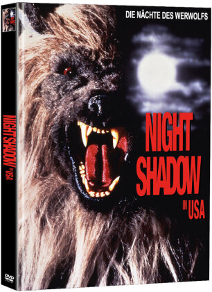 Night Shadow in USA (1989) (Cover A, Super Spooky Stories, Limited Edition, Mediabook, 2 DVDs)
