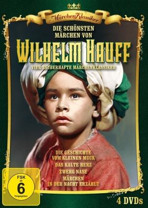 Die schönsten Märchen von Wilhelm Hauff (4 DVDs)