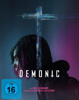 Demonic (2021) (Mediabook, Blu-ray + DVD)