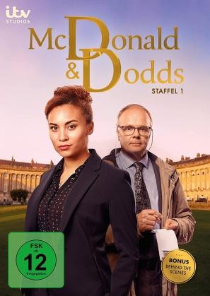 McDonald & Dodds - Staffel 1