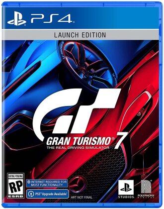Gran Turismo 7 Launch Ed - Launch Edition