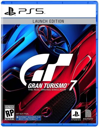 Gran Turismo 7 - (Launch Edition)