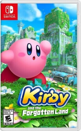 Kirby And Forgotten Land