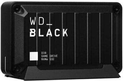 Playstation 5 Game Drive SSD 500GB extern - Western Digital mit Heatsink