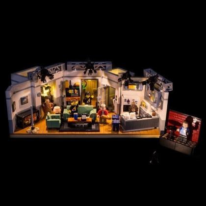 Light My Bricks - LED Licht Set für LEGO® 21328 Seinfeld