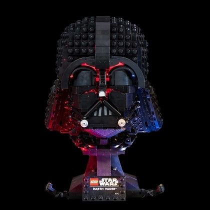 Light My Bricks - LED Licht Set für LEGO® 75304 Star Wars Darth Vader Helm