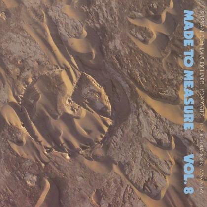 Sussan Deyhim & Richard Horowitz - Desert Equations Azax Attra (made To Measure Vol 8) (LP)