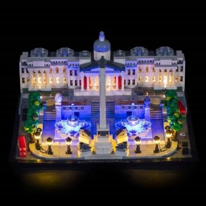 Light My Bricks - LED Licht Set für LEGO® 21045 Trafalgar Square