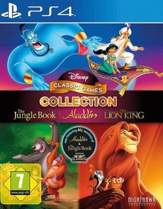 Disney Classic Aladdin, Lion King - Jungle Book
