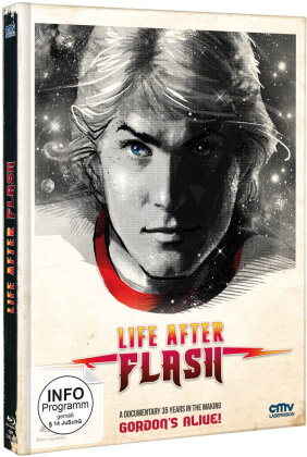 Life after Flash (2018) (Limited Edition, Mediabook, Blu-ray + DVD)