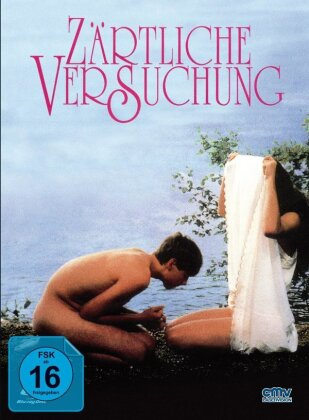 Zärtliche Versuchung (1991) (Cover A, Edizione Limitata, Mediabook, Blu-ray + DVD)