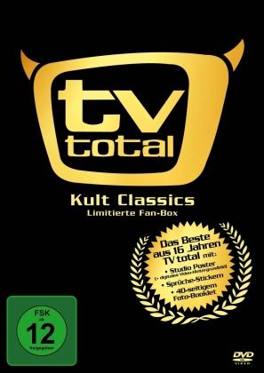 TV Total - Kult Classics Fan-Box (Limited Edition, 5 DVDs)
