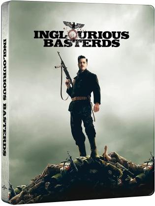 Bastardi senza gloria (2009) (Steelbook, 4K Ultra HD + Blu-ray)