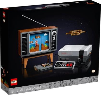 LEGO Nintendo Entertainment System - 71374 (Super Mario)