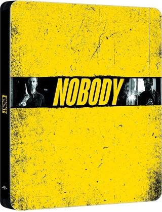 Io sono nessuno (2021) (Steelbook, 4K Ultra HD + Blu-ray)