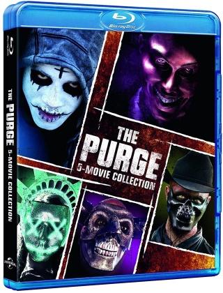 La notte del giudizio 1-5 - 5-Movie Collection (5 Blu-ray)