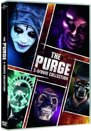La notte del giudizio 1-5 - 5-Movie Collection (5 DVD)