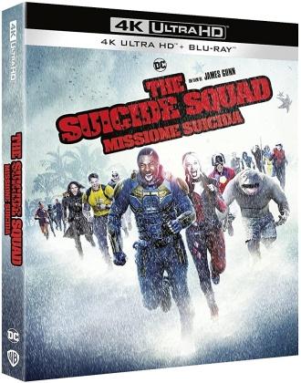 The Suicide Squad - Missione suicida (2021) (4K Ultra HD + Blu-ray)