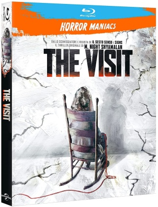 The Visit (2015) (Horror Maniacs)