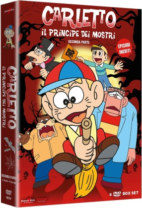 Carletto il principe dei mostri - Seconda parte (6 DVD)
