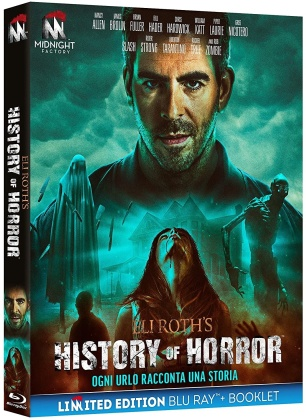 Eli Roth's History of Horror - Stagione 2 (2018) (Midnight Factory, Limited Edition, 2 Blu-rays)
