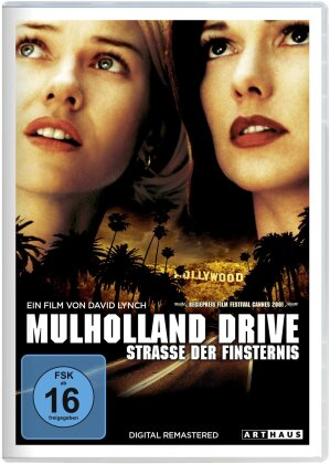 Mulholland Drive (2001) (Digital Remastered)