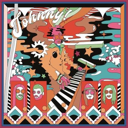 Johnny! - Johnny! (LP)
