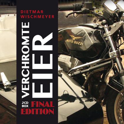 Dietmar Wischmeyer - Verchromte Eier (Final Edition, 2021 Reissue, 2 CDs)