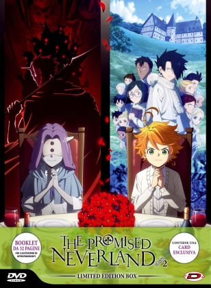 The Promised Neverland - Stagione 2 (Limited Edition Box, 3 DVD)