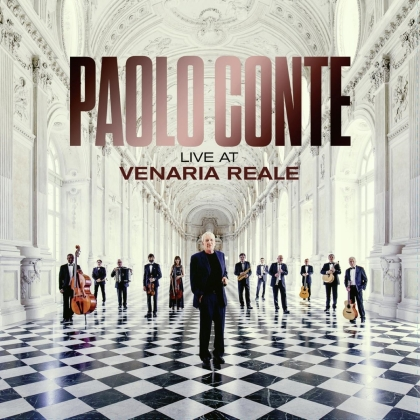 Paolo Conte - Live At Venaria Reale