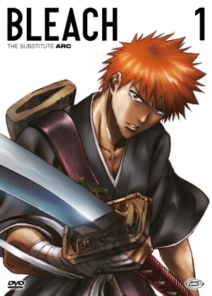 Bleach - Arc 1 - Agent Of The Shinigami (First Press Limited Edition, 3 DVD)