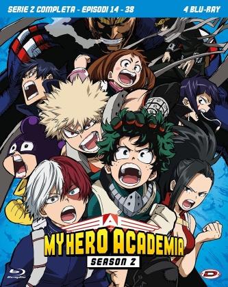 My Hero Academia - Stagione 2 (Riedizione, 4 Blu-ray)