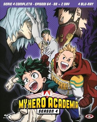 My Hero Academia - Stagione 4 (4 Blu-ray)