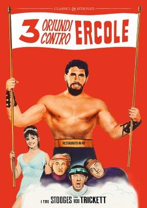 Tre oriundi contro Ercole (1962) (Classici Ritrovati, restaurato in HD)