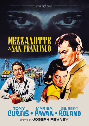 Mezzanotte a San Francisco (1957) (Noir d'Essai, Restaurato in HD, n/b)