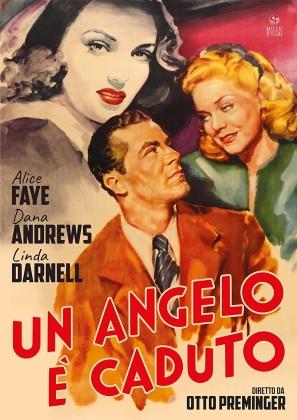 Un angelo è caduto (1945) (Noir d'Essai, n/b)