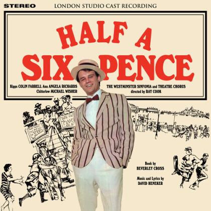 Half A Sixpence - LSC - 1967 London Studio Cast