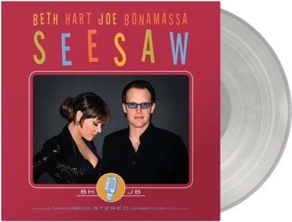 Beth Hart & Joe Bonamassa - Seesaw (2021 Reissue, Clear Vinyl, LP)