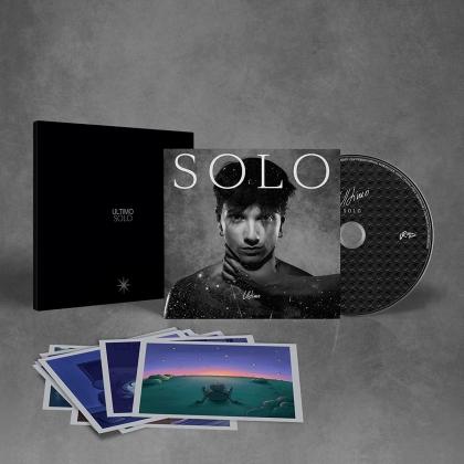 Ultimo - Solo ( Contiene 17 Tavolette Illustrate, Deluxe Edition)