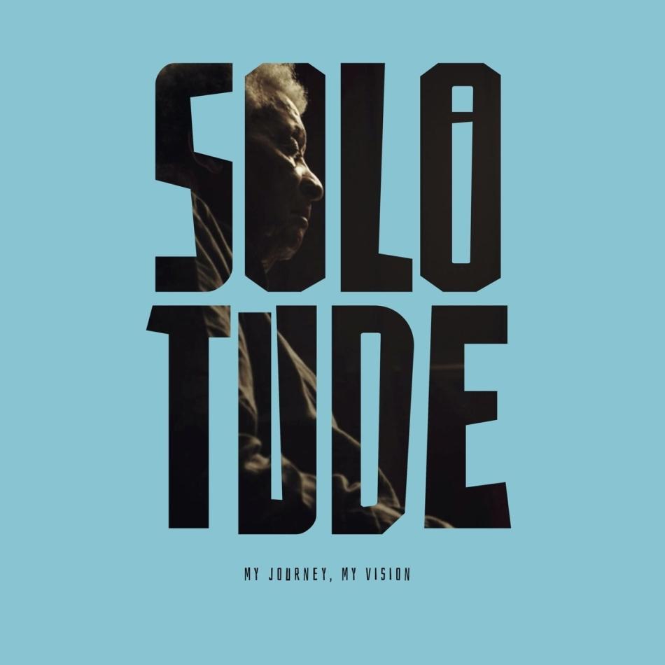 Abdullah Ibrahim (Dollar Brand) - Solotude (LP)
