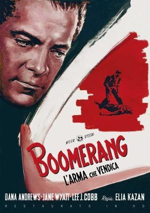 Boomerang! - L'arma che vendica (1947) (Noir d'Essai, restaurato in HD, s/w)