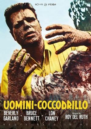 Uomini coccodrillo (1959) (Sci-Fi d'Essai, Restaurato in HD, n/b)