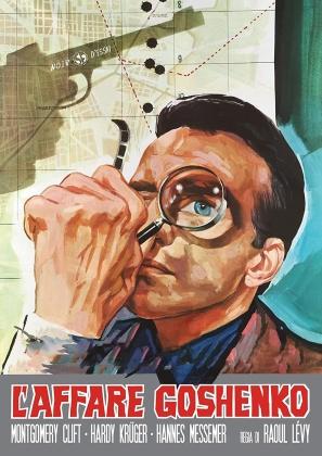 L'affare Goshenko (1966) (Noir d'Essai)