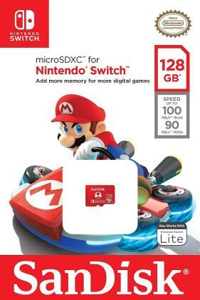 Switch SD Speicher 128 GB