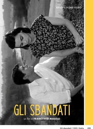 Gli sbandati (1955) (n/b, Edizione Restaurata)