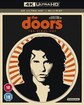 The Doors (1991) (Final Cut, 4K Ultra HD + Blu-ray)