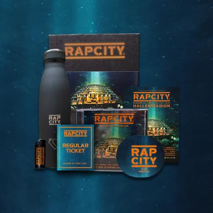 Rap City x Lobottle Festival Box