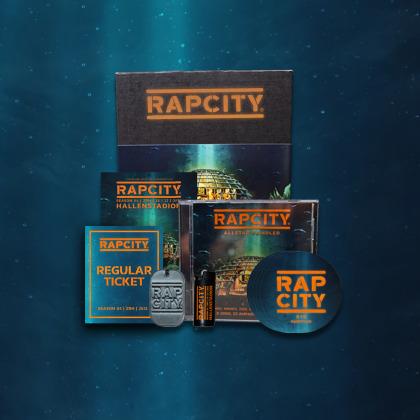 Rap City x Soprano Jeweler Festival Box