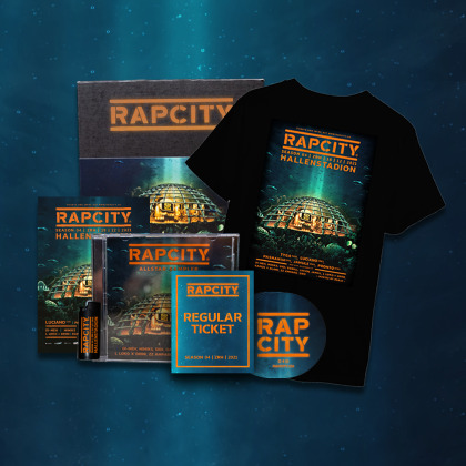 Rap City x Metro Boutique Festival Box