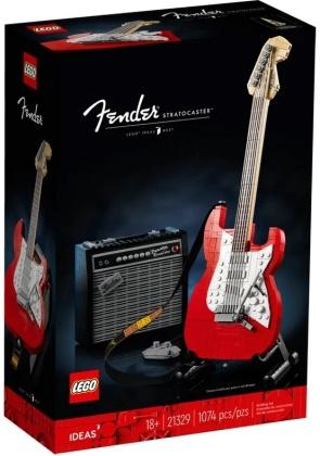 LEGO® Ideas Fender® Stratocaster™ - 21329